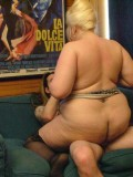 BBW Amber Loves to Suck Cock When Her Hubby is Out of Town 07