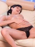 Kayden Faye Unleashes Her Pierced Tits & Round Ass 08